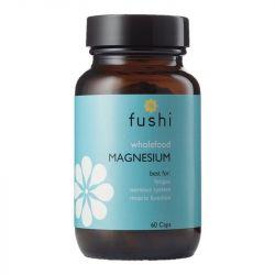 Fushi Wellbeing Whole Food Magnesium Veg Caps 60