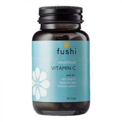 Fushi Wellbeing Whole Food Vitamin C Veg Caps 60