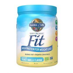 Garden Of Life Raw Organic Fit Protein Powder Vanilla 457g