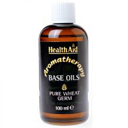 HealthAid Pure Wheat Germ Oil 100ml