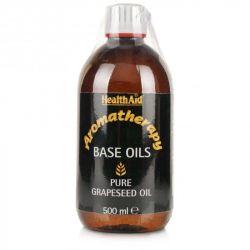HealthAid Grapeseed Oil 500ml