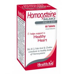 HealthAid Homocysteine Tablets 60
