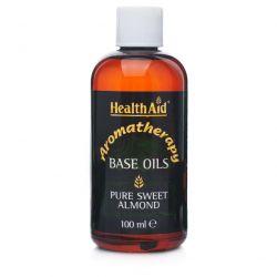 HealthAid Pure Sweet Almond Oil 100ml