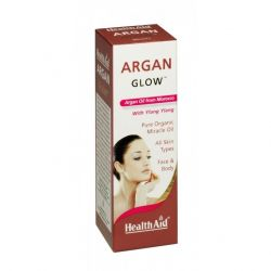 HealthAid Argan Glow Oil 60ml