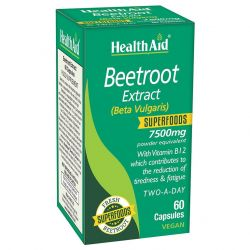 HealthAid Beetroot Extract 750mg Capsules 60