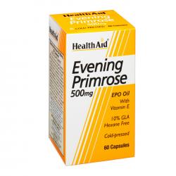 HealthAid Evening Primrose Oil 500mg Capsules 60