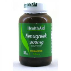 HealthAid Fenugreek 300mg Capsules 60