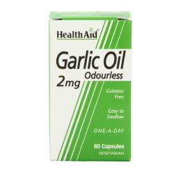 HealthAid Garlic 2mg Capsules 60