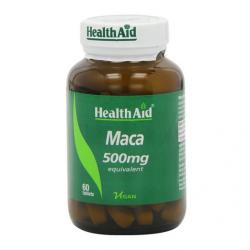 HealthAid Maca 500mg tablets 60