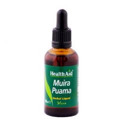 HealthAid Muira Puama Liquid 50ml
