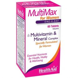 HealthAid MultiMax For Women Tablets 60