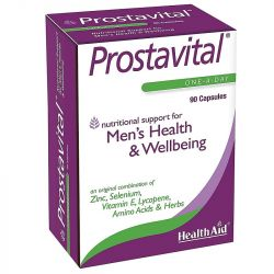 HealthAid ProstaVital Capsules 30