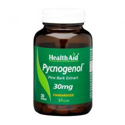 HealthAid Pycnogenol Extract 30mg tablets 30