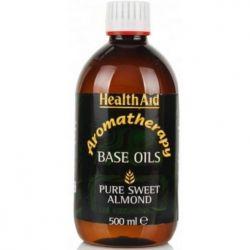 HealthAid Pure Sweet Almond Oil 500ml