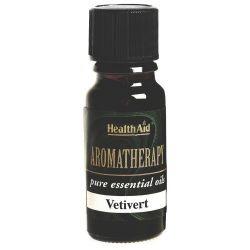 HealthAid Vetivert Oil 10ml