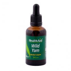 HealthAid Wild Yam Liquid 50ml