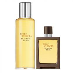 Hermes Terre d'Hermès Eau Intense Vétiver Eau de Parfum 30ml + 125ml Refill
