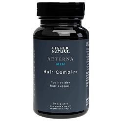 Higher Nature Aeterna Men Hair Complex Caps 60