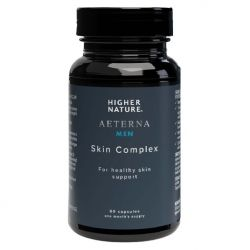 Higher Nature Aeterna Men Skin Complex Caps 60