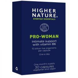 Higher Nature Pro-Woman Caps 30
