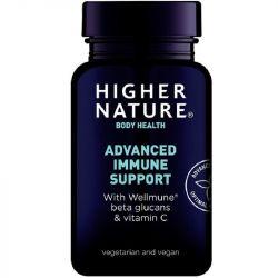 Higher Nature Advanced Immune Support Vegan Capsules 90