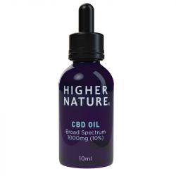 Higher Nature CBD Oil 10% 10ml