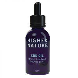 Higher Nature CBD Oil 5% 10ml