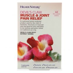 Higher Nature Devil's Claw Tablets 40