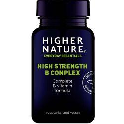 Higher Nature High Strength B Complex Caps 90