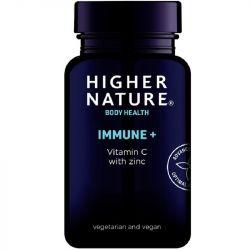 Higher Nature Immune+ Vegetable Tablets 180