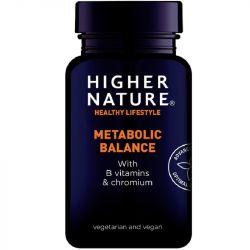 Higher Nature Metabolic Balance Vegetable Capsules 90