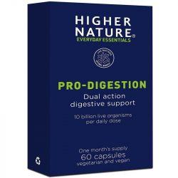 Higher Nature Pro-Digestion Vegicaps 30