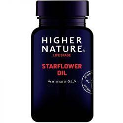 Higher Nature Starflower Oil Softgels 90
