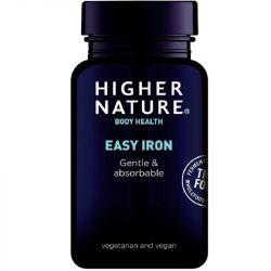 Higher Nature True Food Easy Iron Vegetable Capsules 90