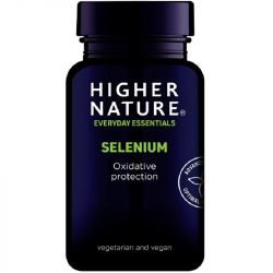 Higher Nature True Food Selenium Vegetarian Tablets 60