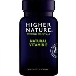 Higher Nature True Food Vitamin E Vegetable Capsules 90