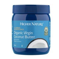 Higher Nature Virgin Coconut Butter 400g