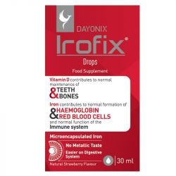 Dayonix Irofix Iron Drops 30ml
