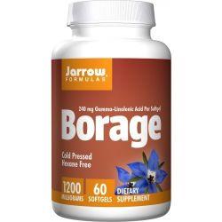 Jarrow Formulas Borage GLA Softgels 60