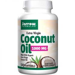 Jarrow Formulas Coconut Oil Extra Virgin 1000mg Softgels 120