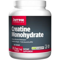 Jarrow Formulas Creatine Monohydrate Powder 1000g
