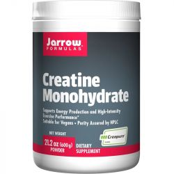 Jarrow Formulas Creatine Monohydrate Powder 600g