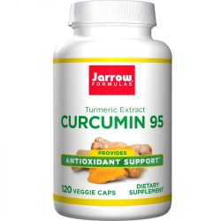 Jarrow Formulas Curcumin 95 500mg Vegicaps 120
