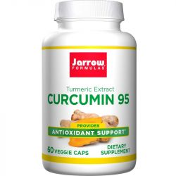 Jarrow Formulas Curcumin 95 500mg Vegicaps 60