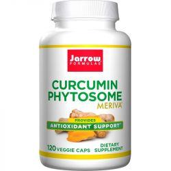 Jarrow Formulas Curcumin Phytosome (Meriva) 500mg Vegicaps 120