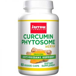 Jarrow Formulas Curcumin Phytosome (Meriva) 500mg Vegicaps 60