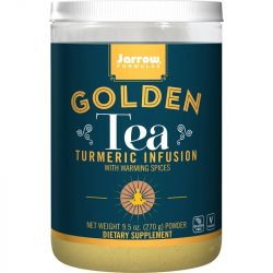 Jarrow Formulas Golden Tea Turmeric Infusion 270g
