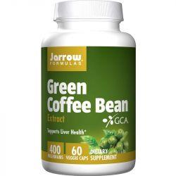 Jarrow Formulas Green Coffee Bean Extract 400mg Vegicaps 60