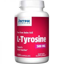 Jarrow Formulas L-Tyrosine 500mg Caps 100