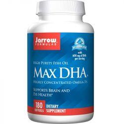Jarrow Formulas Max DHA Softgels 180